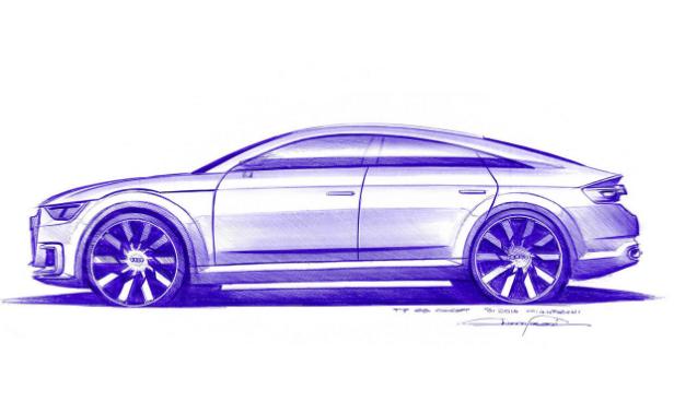 Следующая генерация Audi TT станет четырехдверным купе