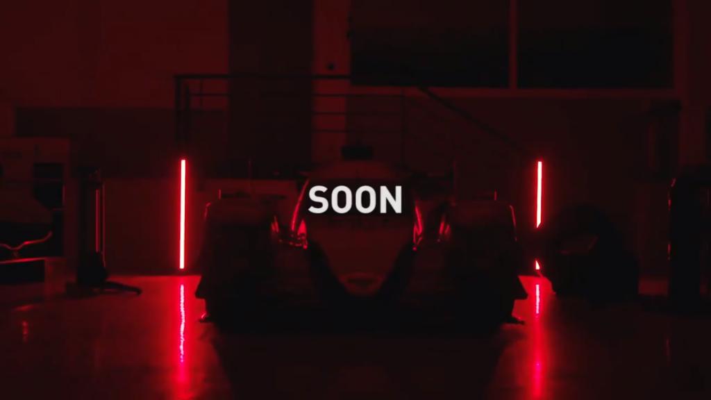 Бренд Aurus показал тизер гоночной машины