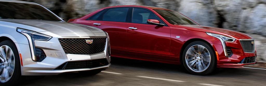 Озвучены цены на обновленный седан Cadillac CT6 в России
