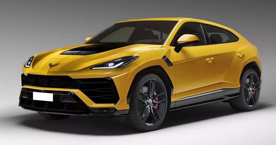 В Сети показали, каким может быть кроссовер Chevrolet Corvette