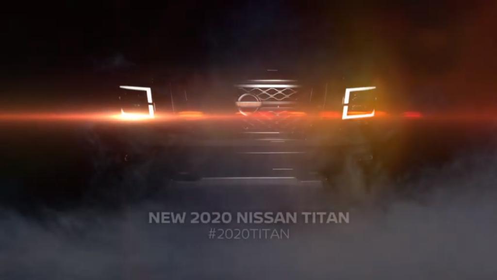 Nissan представит обновленный пикап Nissan Titan 26 сентября