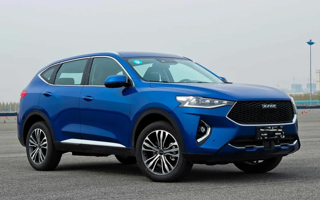 Haval F7 стал самым покупаемым китайским автомобилем в РФ