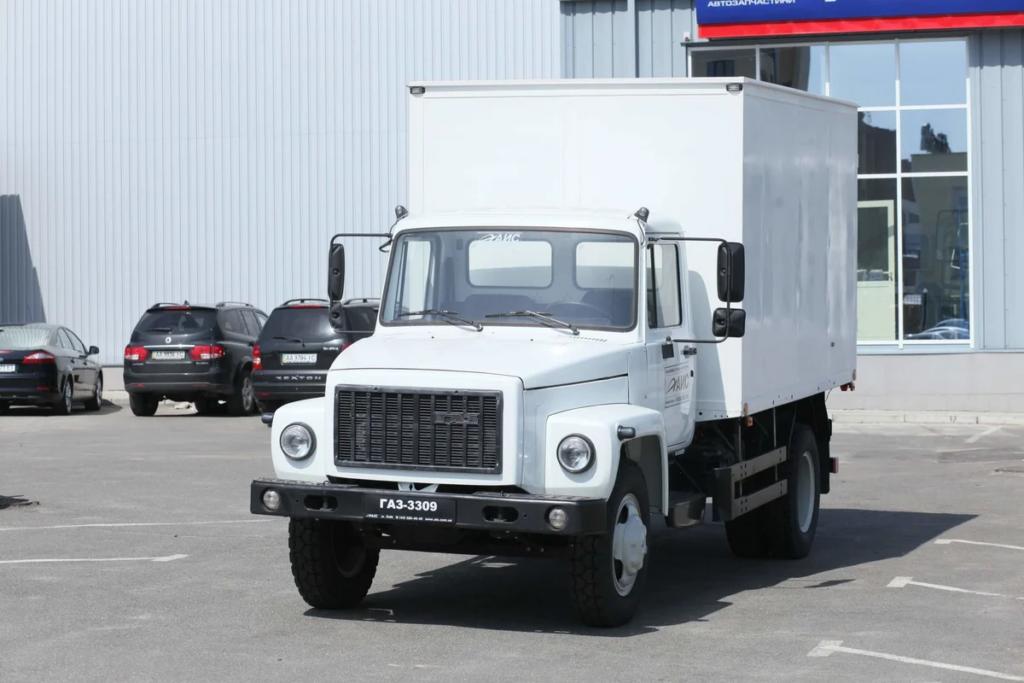 Старые «ГАЗоны» снял с производства ГАЗ