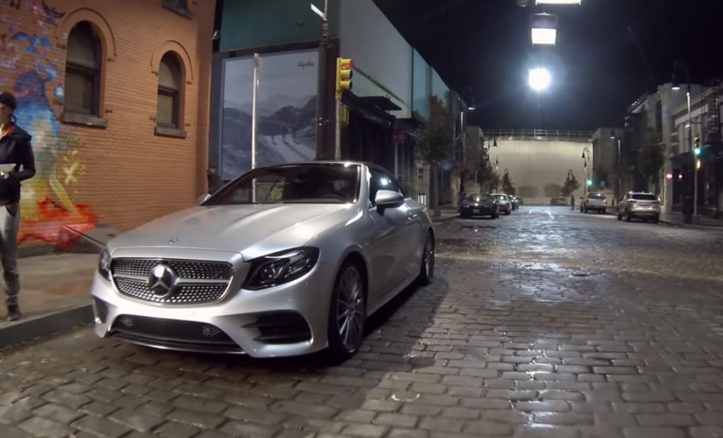 Концептуальный суперкар Mercedes-AMG будет новой машиной Бэтмена