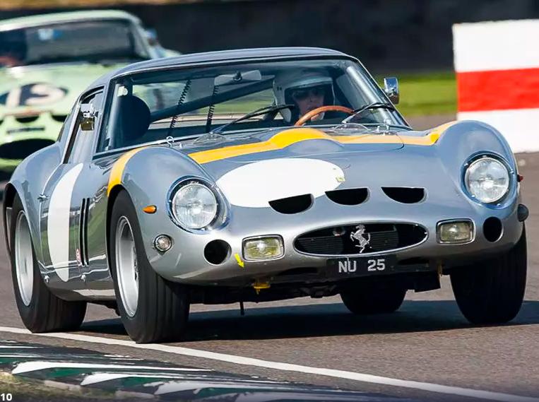 Самый дорогой Ferrari в истории был продан на аукционе за $70 млн