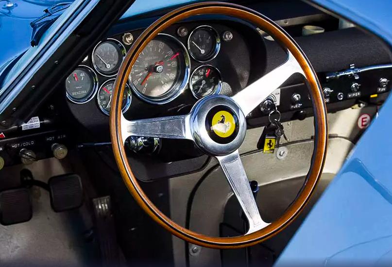 Ferrari GTO 1963 года стал самым дорогим автомобилем в мире