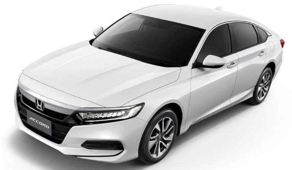 Компания Honda представила десятое поколение седана Accord