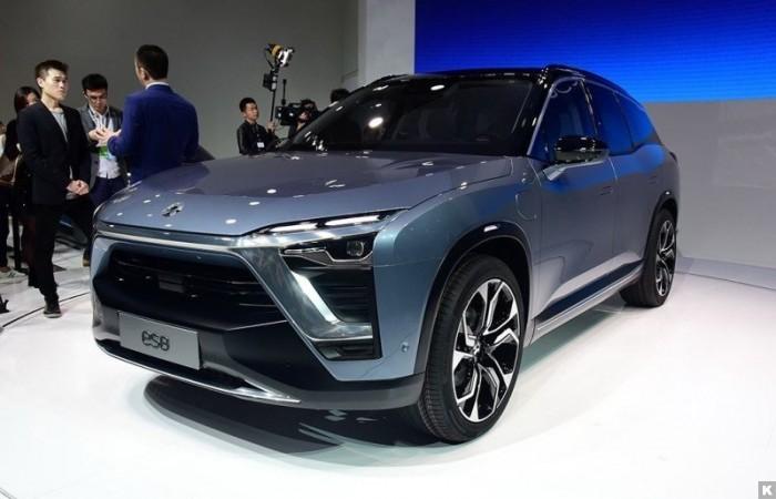 Фонд РКИФ инвестировал в китайского разработчика электромобилей NIO