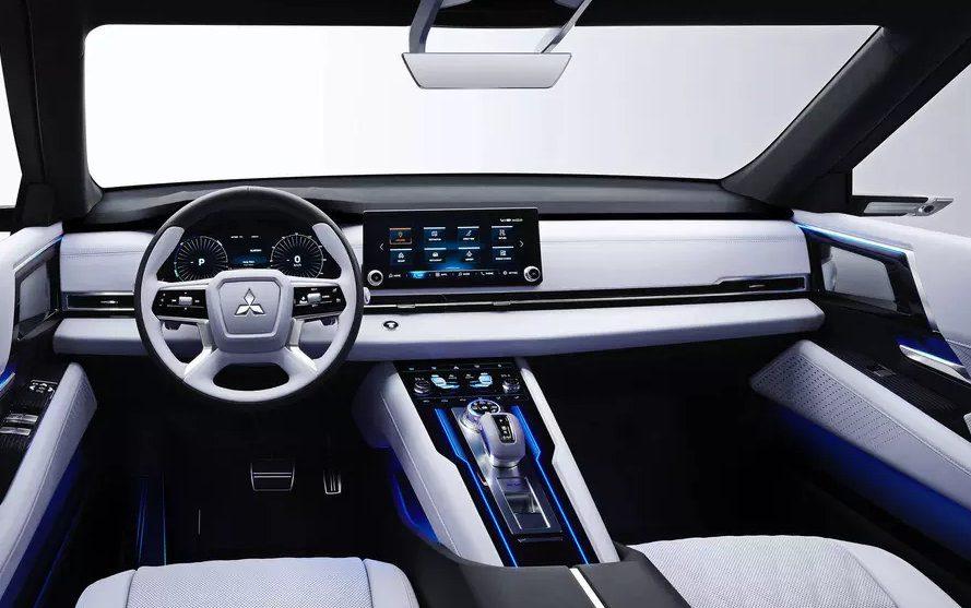 Mitsubishi показала прообраз нового Mitsubishi Outlander