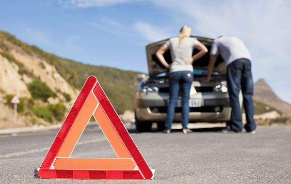 Что делать, если автомобиль сломался прямо в пути