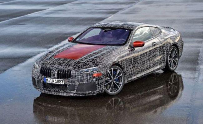 В Женеве может дебютировать концепт BMW M8 Gran Coupe