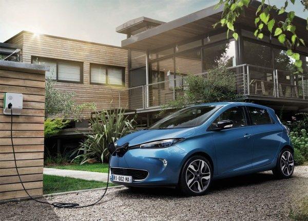 Более мощную версию электрокара Zoe представит Renault