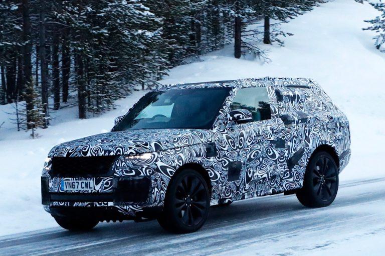 На российском рынке скоро появится Range Rover SV Coupe