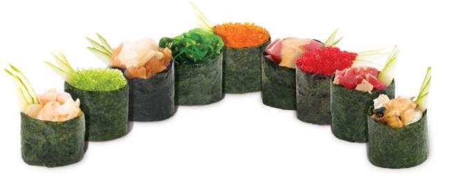 Морфология загадочных японских закусок