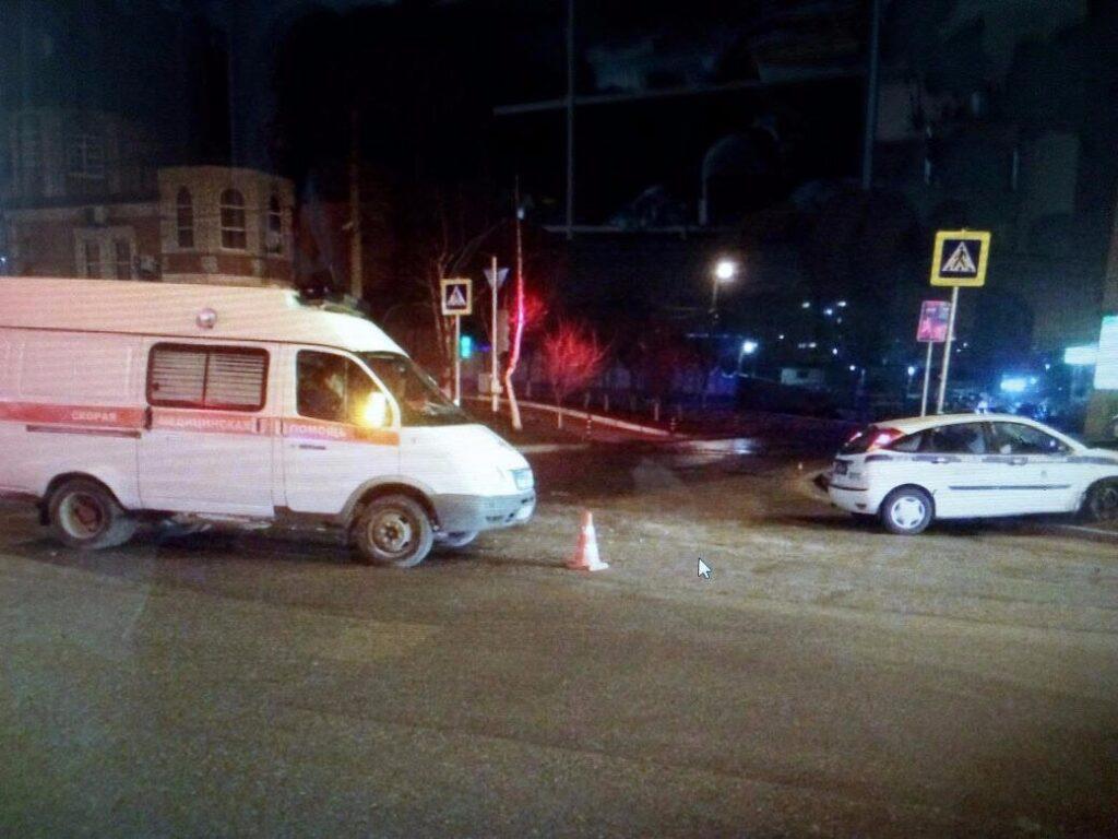 Пьяного виновника аварии с машиной ДПС и «скорой» задержали в Ставрополе