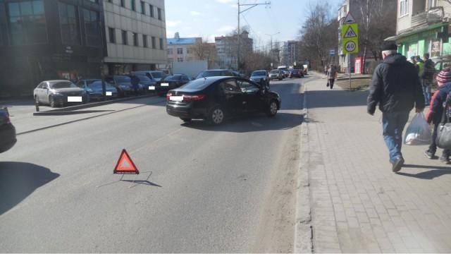 74 -летняя пенсионерка стала жертвой ДТП на улице Борзова в Калининграде