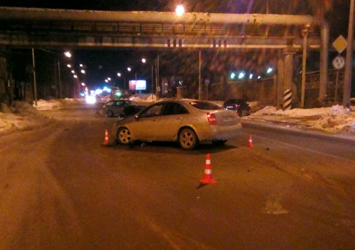 """""""Пьяное ДТП"""" в Вологде, пострадали два человека"""