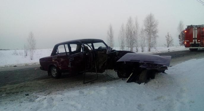 """В """"пьяном"""" ДТП в Можгинском районе пострадали 5 человек"""