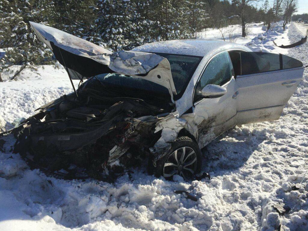 Пьяный водитель устроил массовое ДТП с погибшим в Дзержинске