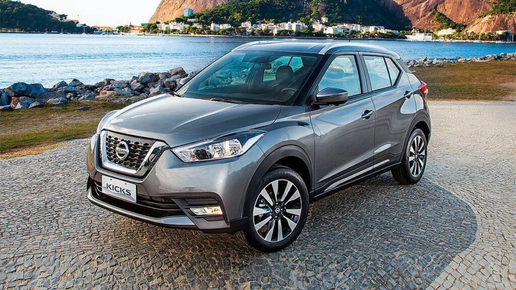 Обновлённый кроссовер Nissan Kicks представлен официально