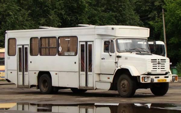 Самые странные советские автобусы назвали эксперты