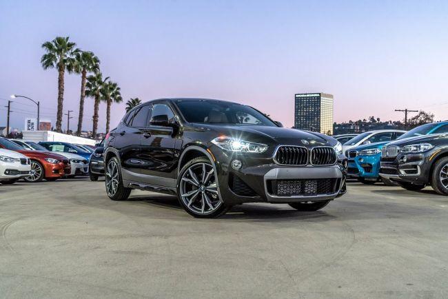 BMW X2 уже появились в дилерских центрах США