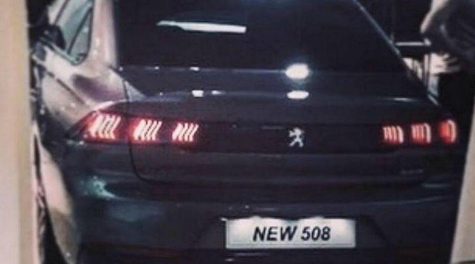 Первые фотографии Peugeot 508 нового поколения опубликованы в Сети