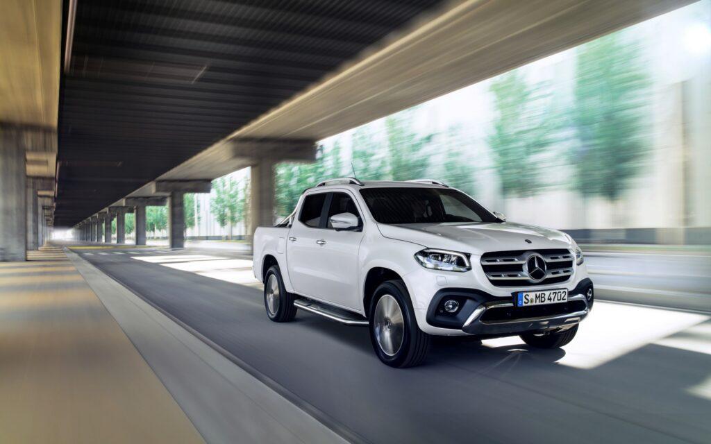 Mercedes-Benz может снять с производства пикап Х-Класса