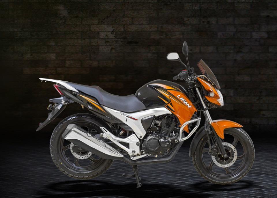 Lifan весной в Россию привезет несколько новых мотоциклов и скутеров