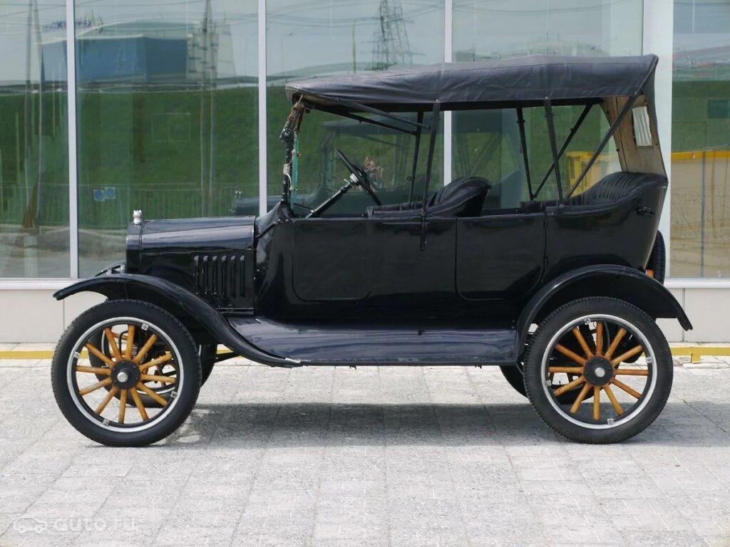 В Самаре продают кабриолет Ford Model T 1922 года выпуска за 2,5 млн рублей