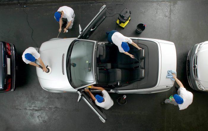 Как придать автомобилю былой лоск?