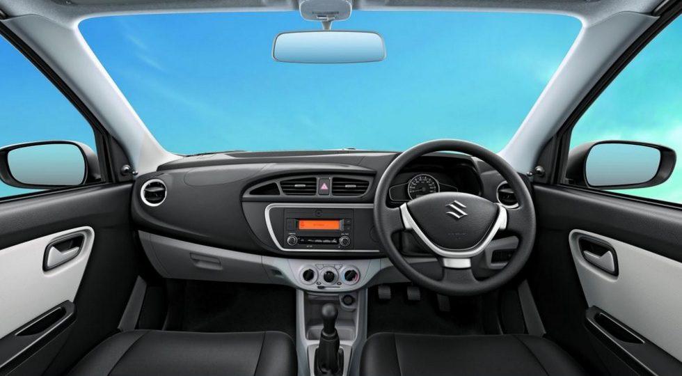 Обновленный хэтчбек Suzuki Alto 800 стал безопаснее и подорожал