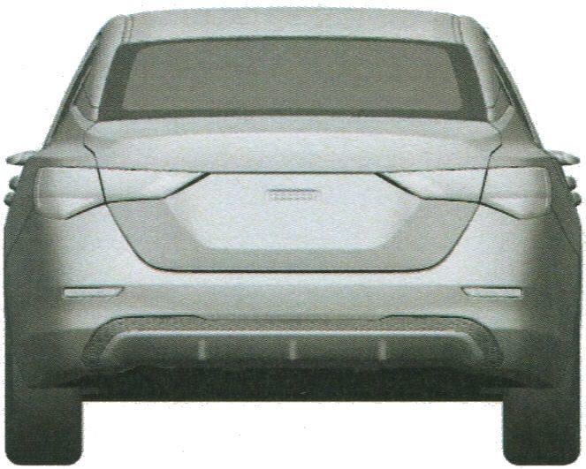 Nissan запатентовал в России новое поколение Sentra