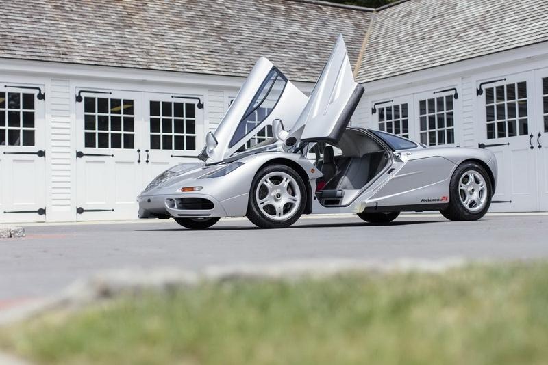 Специалисты составили ТОП-10 самых дорогих авто, реализованных в предыдущем 2017