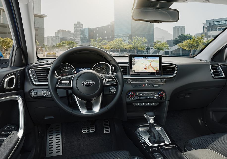 Гибридный привод получит новое поколение Kia Ceed