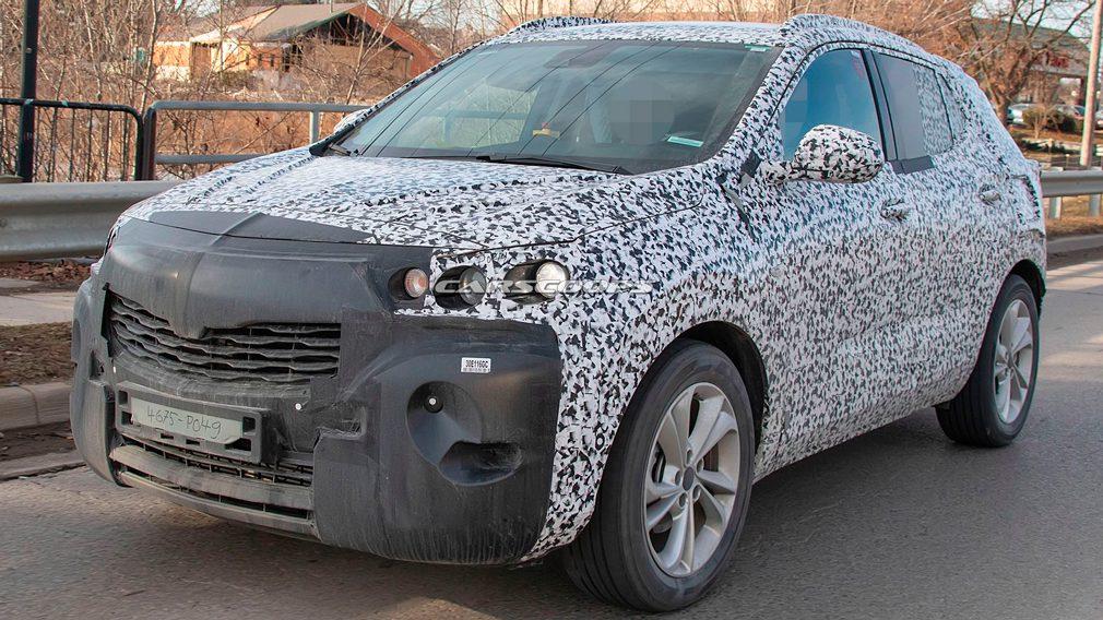 Производство нового Opel Mokka X наладят во Франции
