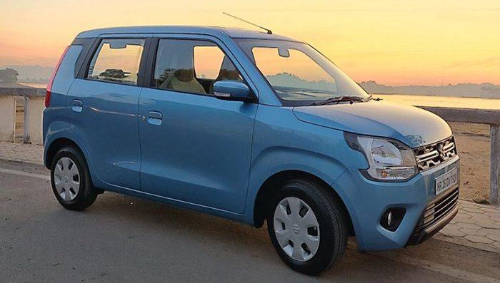 Новый хэтчбек Suzuki Wagon R пользуется отличным спросом