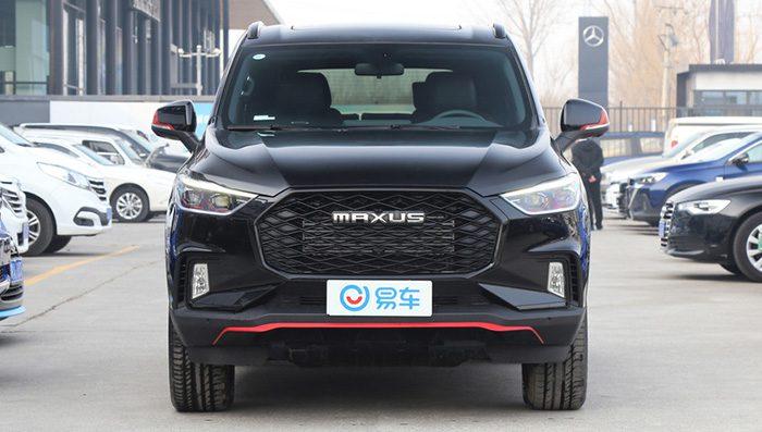 Внедорожник Maxus D90 получил новый экономичный турбодизель