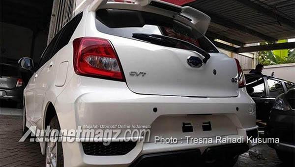 Datsun 7 мая представит обновленный хэтчбек Datsun GO