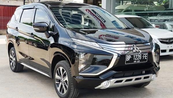Mitsubishi выводит минивэн Mitsubishi Xpander на новые рынки