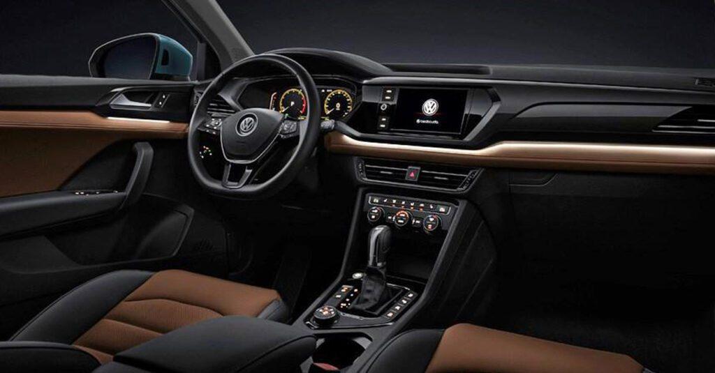 Volkswagen начала продажи нового кроссовера Tharu за 1,6 млн рублей