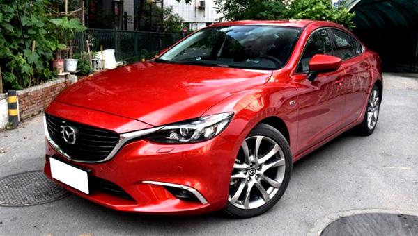В конце октября к дилерам поступит рестайлинговая Mazda 6