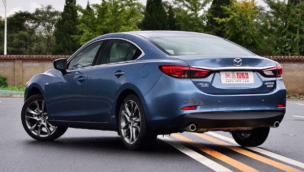 Дилеры Mazda в Китае начали продажи Mazda 6 2018 модельного года