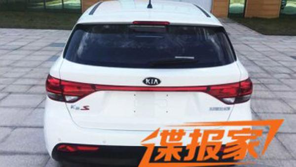 Новый хэтчбек Kia K2S рассекречен до премьеры