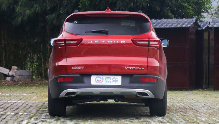 Спортивный кроссовер Jetour X70S пользуется отличным спросом