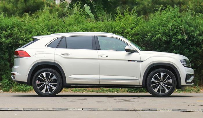 В Шэньчжэне представили бюджетный Volkswagen Teramont X