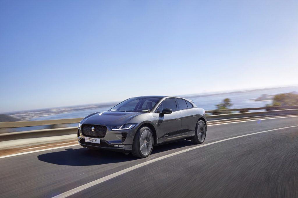 В Jaguar подтвердили разработку «заряженной» версии I-Pace