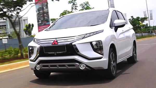 Mitsubishi вывела на тесты новый кросс-вэн Delica 2019