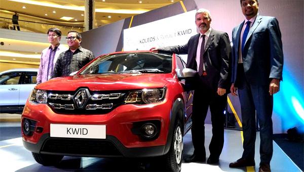 Renault Kwid получил новые версии в стиле комиксов Marvel
