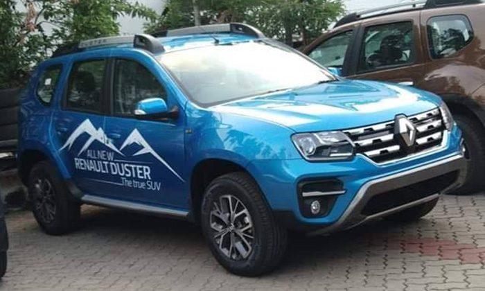 Кроссовер Renault Duster получил новый турбомотор Mercedes